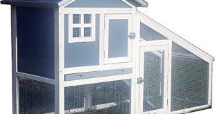 51+8Apwo10L 310x165 - FeelGoodUK Bunny ARK - Hybrid - Doppel Tier Kaninchenstall Meerschweinchen Haus Cage Pen Startseite (RH10)